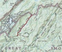 Cane Creek Trail