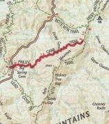 Finley Cane Map