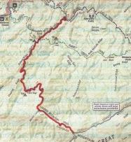 Hannah Montain Trail
